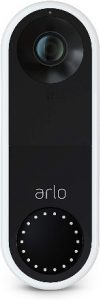 smart home automation ideas arlo essential video doorbell wired