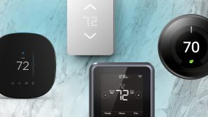 Smart Thermostat Multiple Zones