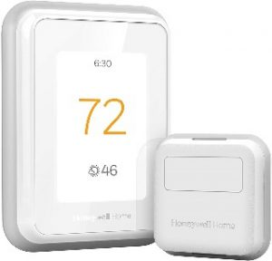 Smart Thermostat Multiple Zones Honeywell Home smart thermostat