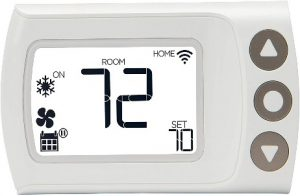 Smart Thermostat Multiple Zones LUX CS1 smart thermostat