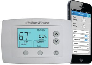 Thermostat with Humidity Control