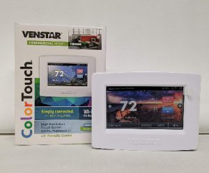 Thermostat with Humidity Control Venstar T8900 Colortouch