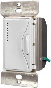 Eaton RF9542AW ASPIRE RF Non-RF Accessory Dimmer with LEDs
